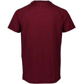 POC Reform Enduro Tee Men, propylene red